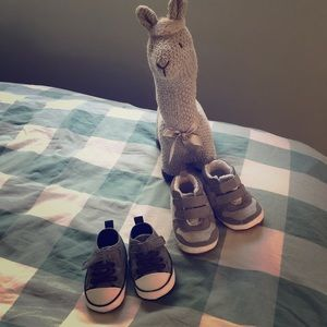 Boys shoes 0-3 months